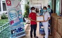 Vĩnh Tiến hỗ trợ 1 triệu khẩu trang kháng khuẩn cao cấp chống dịch