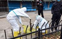 Cựu quan chức Mỹ nói rò rỉ virus 'không hiếm', giới khoa học Trung Quốc viết thư phản bác