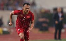 Trả lời FIFA, Trọng Hoàng nói: 'Chúng tôi sẽ cố gắng hiện thực hóa giấc mơ của cả dân tộc'