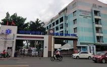 Một nam điều dưỡng Bệnh viện Trưng Vương dương tính COVID-19