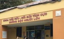 Bệnh viện Bệnh nhiệt đới TP.HCM có ngày tiếp nhận 9 bệnh nhân mắc COVID-19