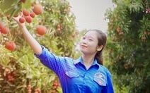 'Nông dân áo xanh' tung MV quảng bá vải thiều