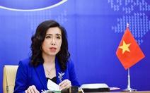 Đài Loan tập trận ở Trường Sa là xâm phạm nghiêm trọng chủ quyền Việt Nam