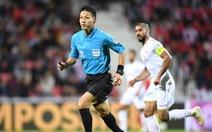 Trọng tài Nhật từng cầm còi ở V-League bắt chính trận Malaysia - Việt Nam