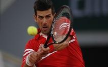 Đánh bại Nadal trên sân đất nện, Djokovic vào chung kết Roland Garros