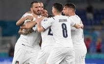 Tuyển Ý thắng đậm Thổ Nhĩ Kỳ trong ngày khai mạc Euro 2020