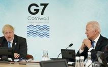 G7 đưa ra sáng kiến mới đối đầu 'Vành đai, con đường' của Trung Quốc