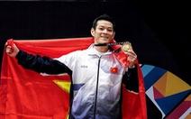 Cử tạ Việt Nam xuất sắc giành 3 vé đến Olympic Tokyo
