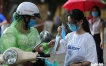 Hà Nội yêu cầu đảm bảo an toàn cho kỳ thi vào lớp 10 THPT trong bão số 2