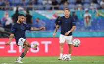 Trực tuyến Euro 2020 Thổ Nhĩ Kỳ - Ý: Trận khai mạc Euro