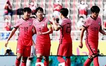 Hàn Quốc thắng Lebanon, cửa đi tiếp của tuyển Việt Nam đã rộng mở