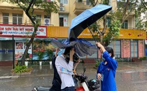 Bão số 2 đổ bộ Thái Bình - bắc Nghệ An, suy yếu thành áp thấp nhiệt đới