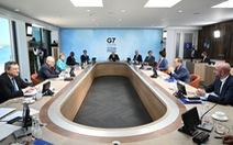 G7 đồng lòng hợp tác, cùng xử lý Trung Quốc bán phá giá