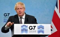 G7 thống nhất lập trường về Trung Quốc, Trung Quốc lập tức đả kích G7