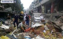 Nổ lớn ở Trung Quốc: 11 người chết, 37 người bị thương
