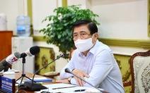 Chủ tịch Nguyễn Thành Phong: 'Dịch tại Bệnh viện Bệnh nhiệt đới là bài học rất sâu sắc'