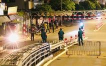 Người dân TP.HCM không ra đường sau 18h hằng ngày, bắt đầu từ 26-7