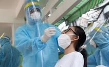 Tất cả quận huyện và TP Thủ Đức đều đã có ca nhiễm COVID-19