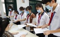 Dịch diễn biến phức tạp, tuyển sinh lớp 10 ở TP.HCM nên như thế nào?