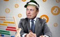 Tỉ phú Elon Musk nói sẽ chấp nhận lại bitcoin nếu nó 'sạch' hơn