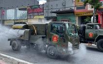 Chủ tịch tỉnh Bắc Giang: 'Quyết tâm khống chế dịch trong 6 ngày tới'