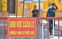 TP.HCM sẽ thí điểm cách ly F1 tại nhà ở tất cả các quận huyện và TP Thủ Đức