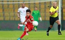 Việt Nam - UAE (hết hiệp 1) 0-2: Ali Mabkhout nhân đôi cách biệt