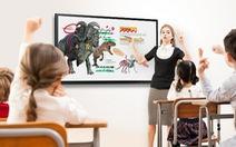 Samsung Flip 3 đáp ứng xu hướng ứng dụng công nghệ trong giáo dục