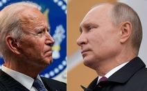 Ông Biden gọi ông Putin là 'đối thủ xứng đáng' trước hội nghị thượng đỉnh Nga - Mỹ