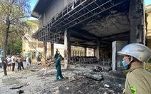 Điều tra vụ 6 người chết cháy trong phòng trà nửa đêm