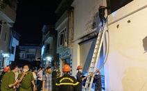 Vụ cháy phòng trà 6 người chết: dập tắt hoàn toàn trong 20 phút