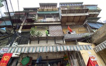 Hà Nội yêu cầu người dân khẩn trương di dời khỏi chung cư nguy hiểm