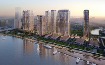 Grand Marina xác lập phân khúc bất động sản hàng hiệu tại Việt Nam