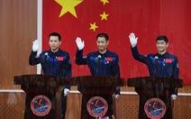Sáng mai, Trung Quốc đưa 3 phi hành gia lên xây trạm không gian Thiên Cung