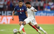 Pháp - Đức (hết hiệp 1) 1-0: Mats Hummels phản lưới nhà