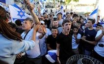 Israel không kích dải Gaza sau gần 1 tháng ngừng bắn