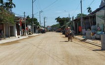 Hàng trăm hộ dân tha thiết xin hiến đất mở rộng đường