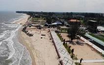 Biến chợ hải sản tự phát, ô nhiễm thành bãi tắm công cộng '5 sao'
