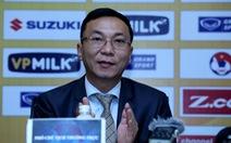 'Thách thức lớn cho bóng đá Việt Nam'