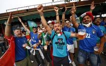 Ý - Thụy Sĩ (hiệp 1) 0-0