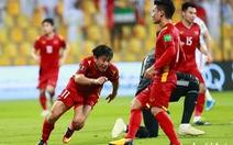Bộ trưởng khen thành tích tuyển Việt Nam 'tiếp sức mạnh cho cả nước đẩy lùi COVID-19'
