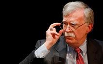 Bộ Tư pháp Mỹ khép lại điều tra về hồi ký cựu cố vấn an ninh Mỹ John Bolton