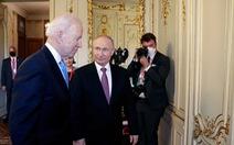 Ông Putin dành lời khen có cánh cho ông Biden