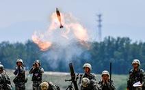 Nhật Bản quan ngại chiến lược mở rộng quân đội của Trung Quốc