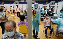 Thái Lan đặt mục tiêu tiêm 10 triệu liều vắc xin/tháng, mở cửa trong 120 ngày