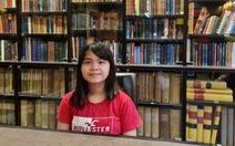 Cô gái Việt 14 tuổi học đại học song bằng