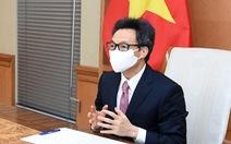 WHO cảm ơn Việt Nam điều trị thành công cho chuyên gia mắc COVID-19