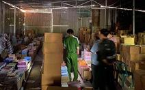 Khởi tố 7 người trong đường dây sản xuất, tiêu thụ hơn 3 triệu cuốn sách giáo khoa giả