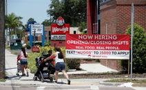 Nhà hàng Mỹ đau đầu vì không tuyển được nhân viên
