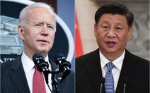 Nhà Trắng xem xét tổ chức đối thoại giữa ông Biden và ông Tập
